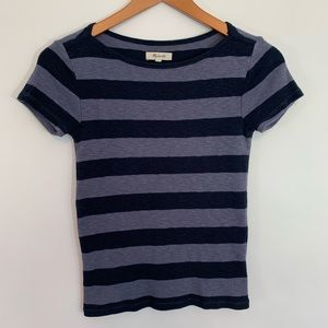 Madewell Striped Tee Top